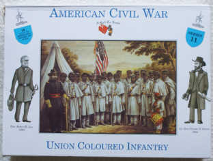 A Call To Arms 1/32 CAL3211 Union Coloured Infantry (ACW)